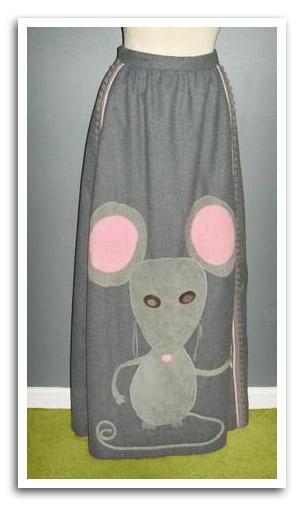 MouseSkirt
