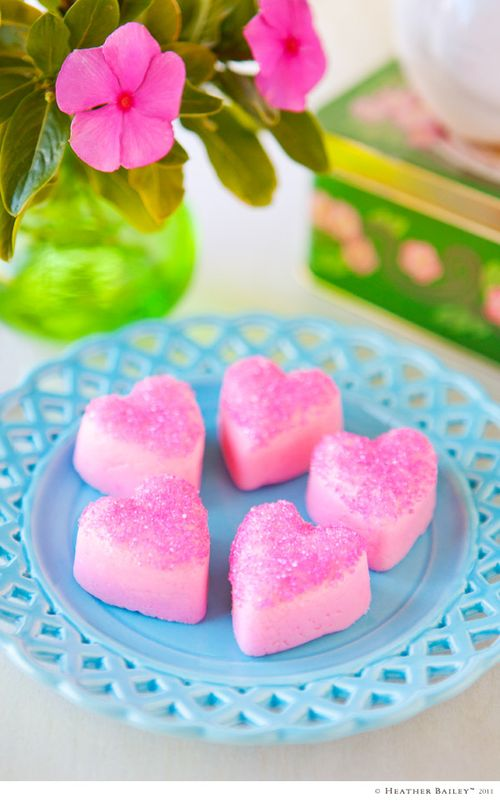 Holiday Mints Recipe Valentine Mints Recipe Heather Bailey