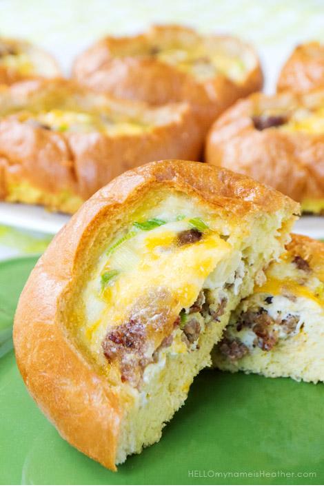 BreakfastBuns