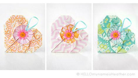 OrigamiHeartValentines_HeatherBailey