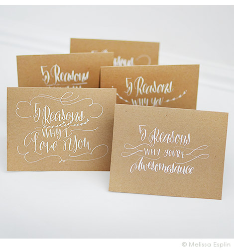 Day15_CalligraphyCards