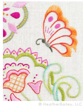 HeatherBailey_GardenPaisleysButterfly