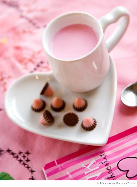 Pinkcocoamug