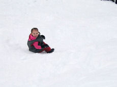 Bumsliding